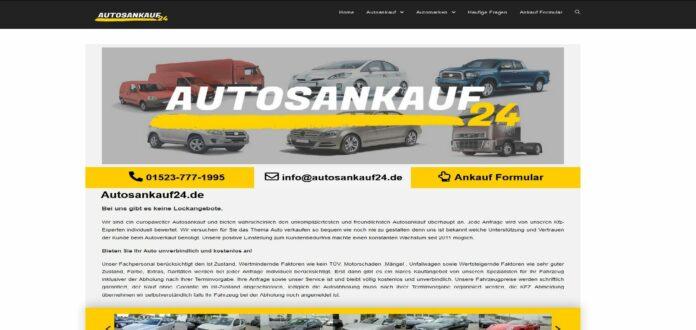Autoankauf in Solingen